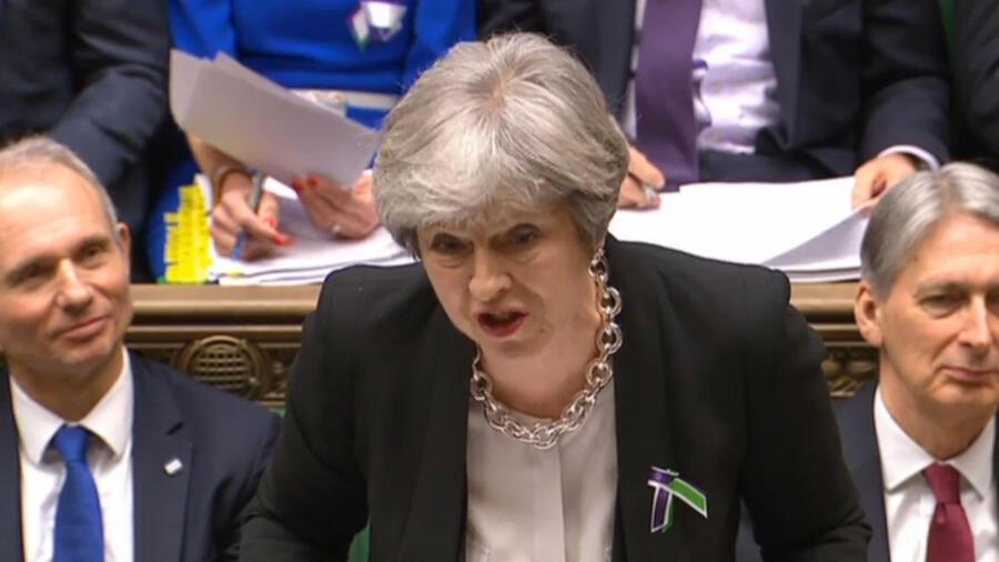 EU sieht Sanktionsmöglichkeit für Großbritannien in Übergangsphase vor