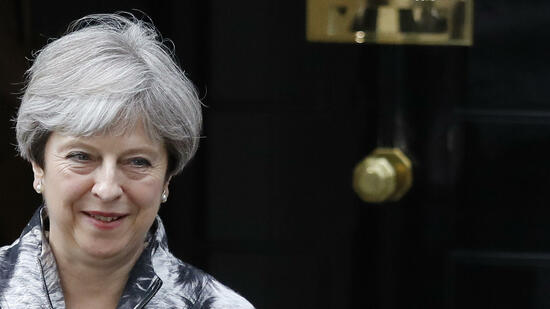 Ab Montag wird über den Brexit verhandelt
