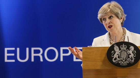 Britische Minister schlagen Übergangsphase nach Brexit vor