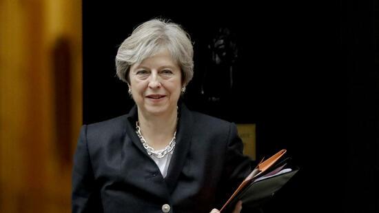 May: Bereiten uns auf Brexit ohne Abkommen mit Brüssel vor