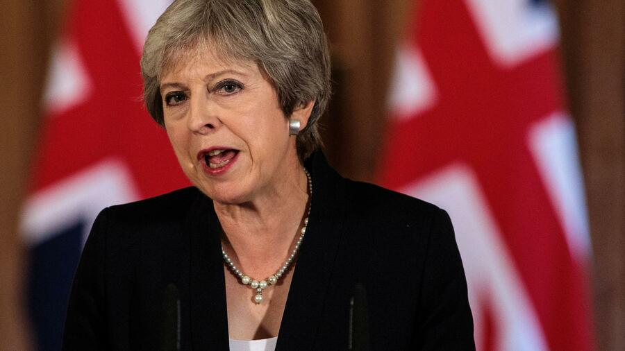 Verhandlungen mit der EU: Premierministerin May sieht Brexit-Gespräche