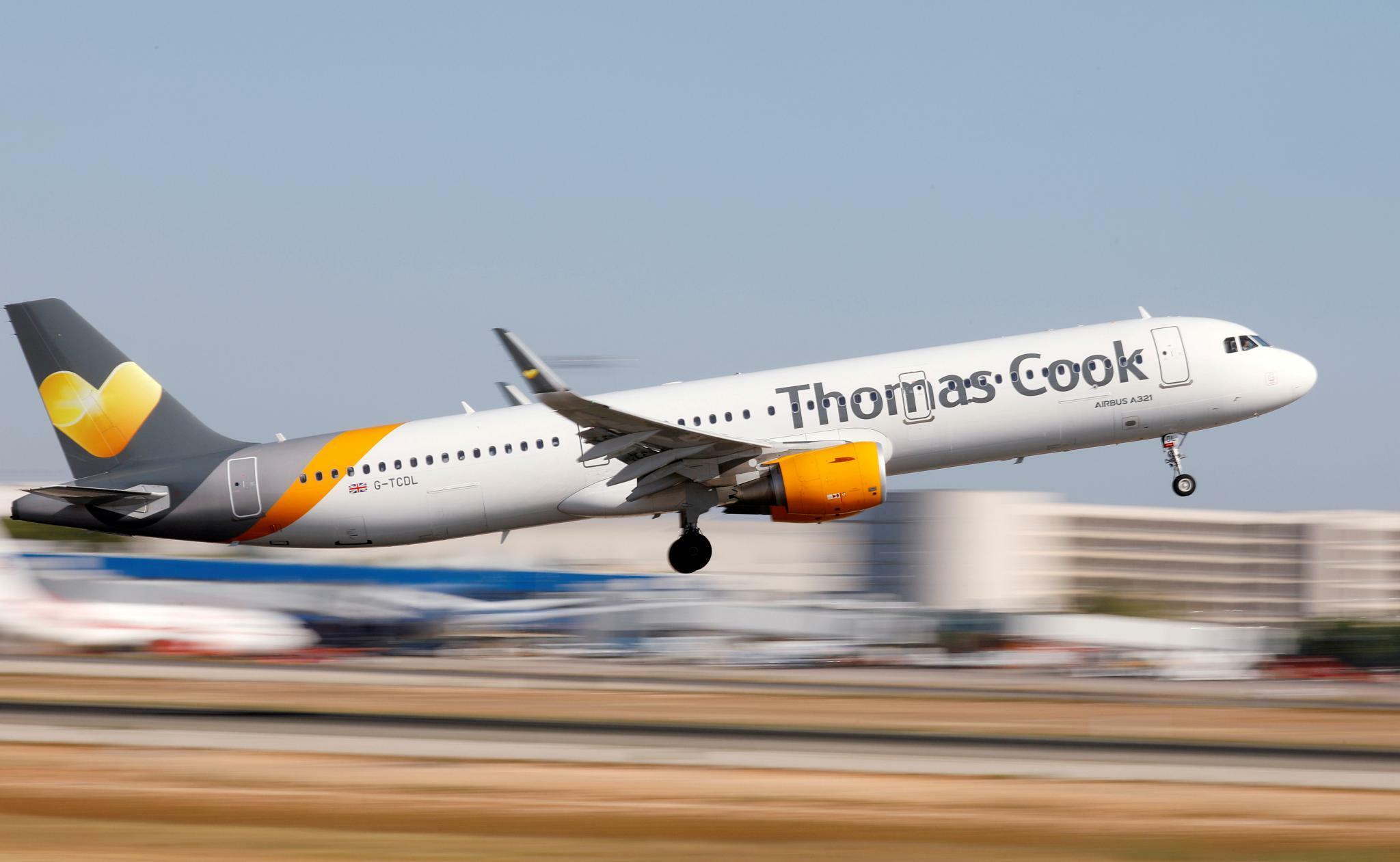 Thomas Cook verhandelt über weiteres Kapital für Sanierungspläne