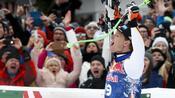 """Ski alpin: Dreßen:""""Einfach nur ein richtig cooles Gefühl"""""""