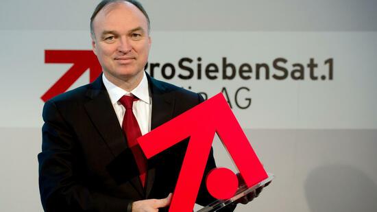 ProSiebenSat.1-Chef Ebeling nimmt seinen Hut