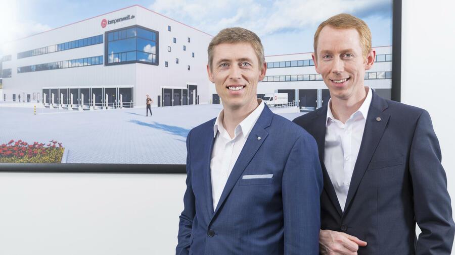 Thomas und Andreas Rebmann: Schöne neue Lampenwelt