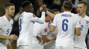 Fußball EM: England gelingt Pflichtsieg über San Marino