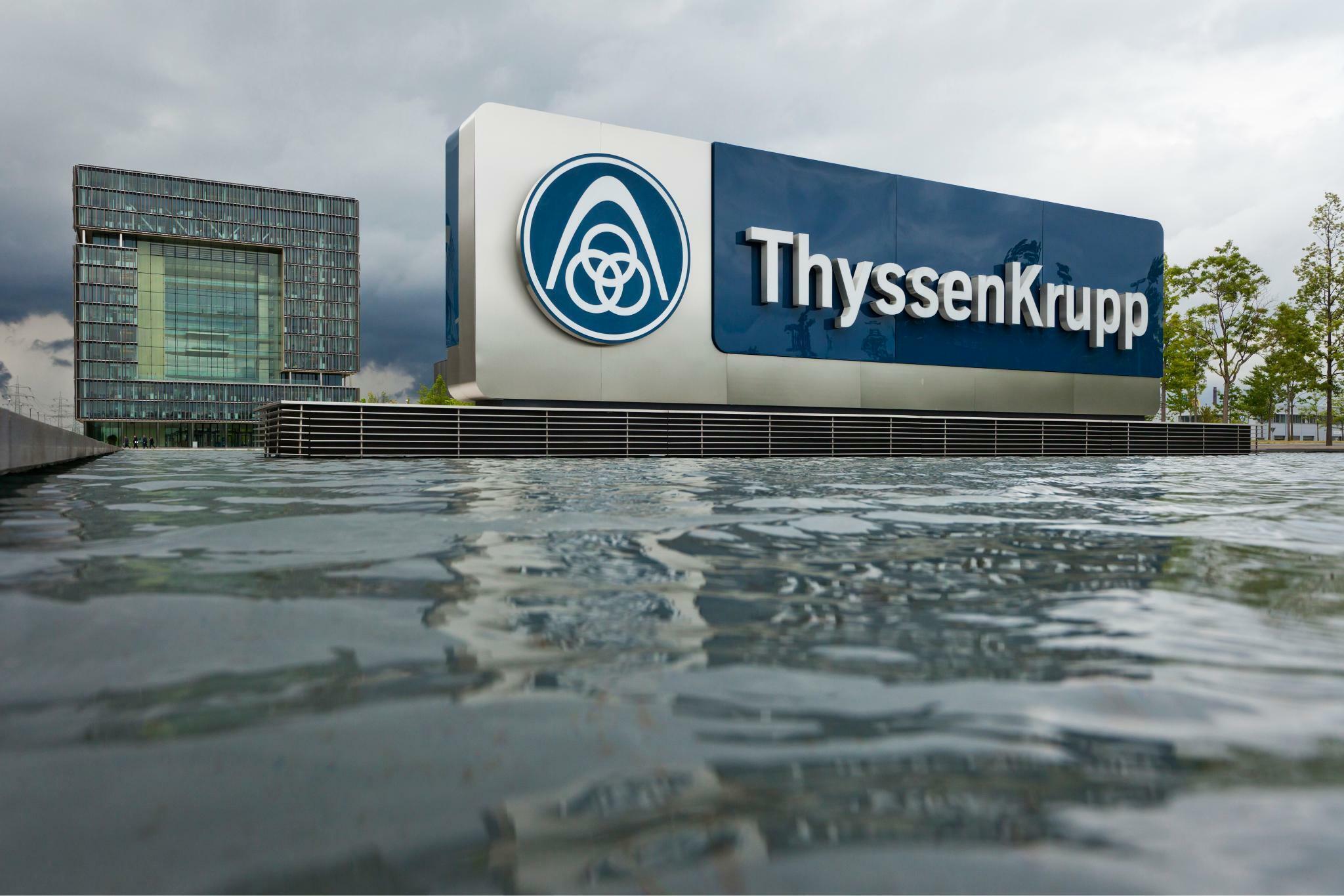 ThyssenKrupp-Fusion mit Klöckner ist abgesagt