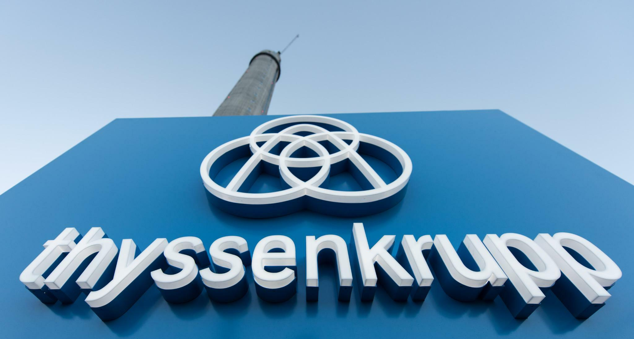 Industriekonzern Thyssen-Krupp streicht nach Verlusten Dividende