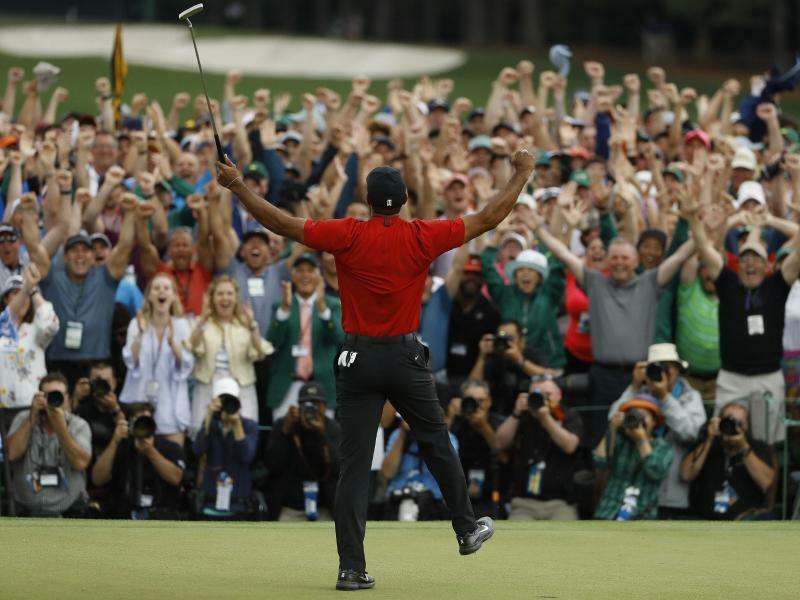 Triumph und Leiden: Meilensteine im Leben des Tiger Woods