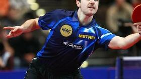 Timo Boll beendet Saison mit Gala-Vorstellung. Foto: Bongarts/Getty Images Quelle: SID