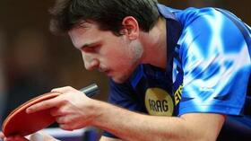Timo Boll. Foto: Bongarts/Getty Images Quelle: SID