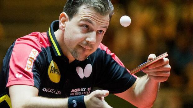 Tischtennis: Boll und Ovtcharov erreichen Halbfinale