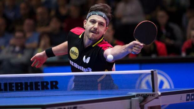 Tischtennis: Boll und Ovtcharov im Endspiel des Tischtennis-World-Cups