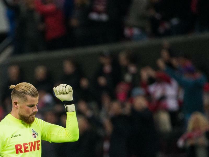 Kölns Keeper Horn denkt an DFB-Auswahl