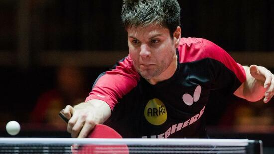 Tischtennis-WM: Boll/Ma verlieren wieder gegen China-Doppel