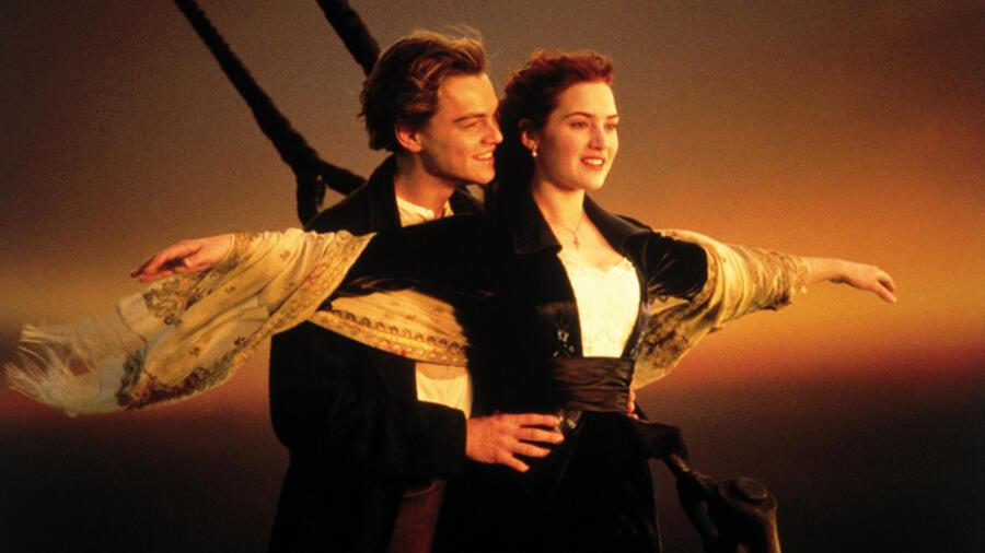 """20th Century Fox gehörte zu den Produzenten von """"Titanic"""" mit Kate Winslet und Leonardo DiCaprio. Quelle dapd"""