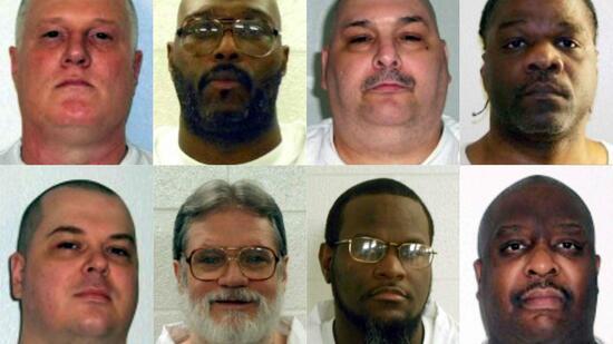USA: Arkansas richtet Häftling hin - erstmals seit 15 Jahren