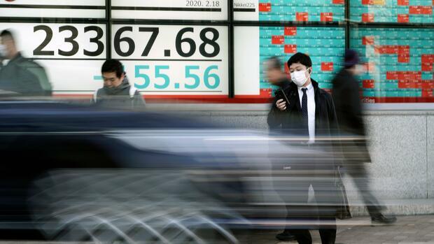 Schwacher Yen stützt Tokioter Börse