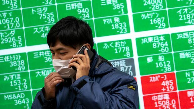 Wachsende Pandemie-Sorgen belasten asiatische Börsen