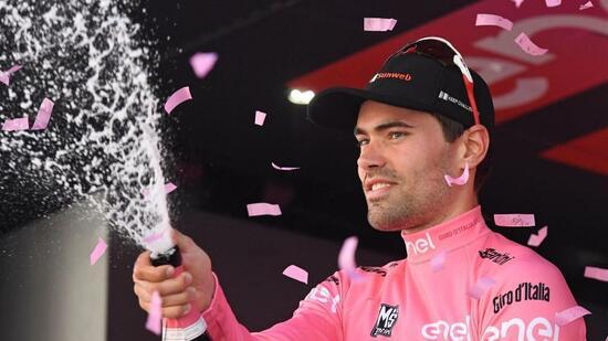Quintana in Rosa vor letzter Etappe