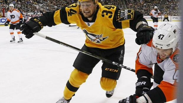 Eishockey: NHL: Kühnhackl mit Torvorlage bei Pittsburghs Sieg