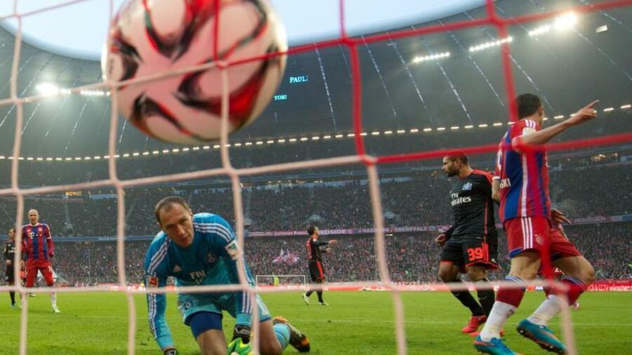 Bundesliga Saison 201516 Fc Bayern Spielt Zuerst Gegen Den Hsv