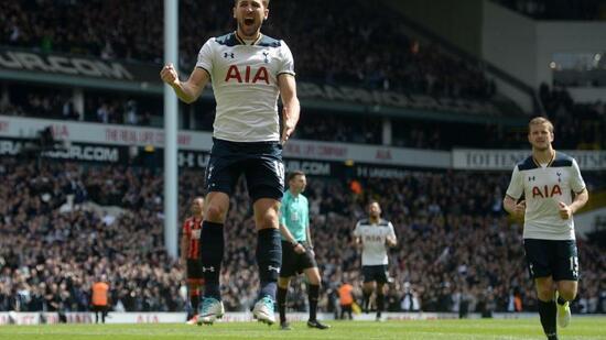 Fußball: Tottenham macht Druck auf Chelsea - Sané trifft für ManCity