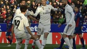 Ohne Toni Kroos: Knapper Auswärtssieg für Real in Huesca