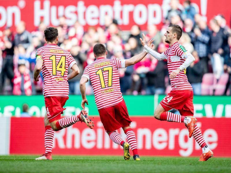Modeste trifft zum Kölner Sieg - St. Pauli und Kiel gewinnen