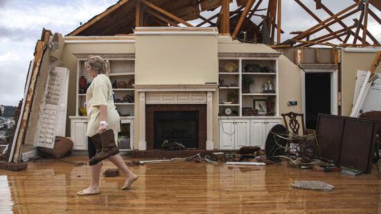 Tote bei Tornados in US-Staat Georgia