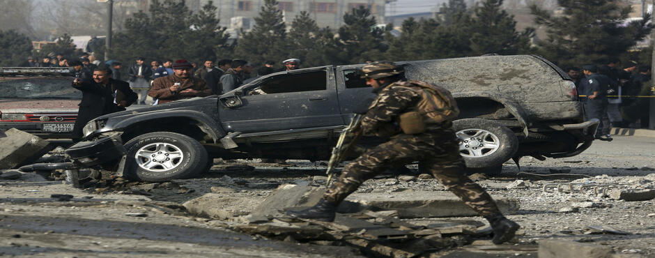 Afghanistan: Tote bei Bombenexplosionen