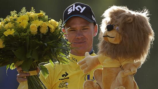 Tour-Sieger Froome
