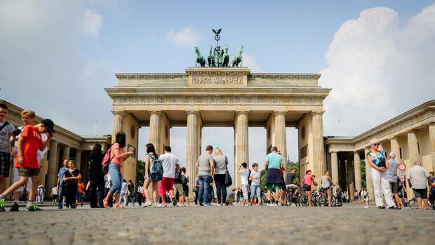 Übernachtungen Deutschland Tourismus meldet Rekordjahr