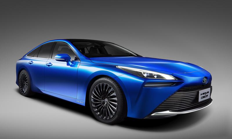 Die Brennstoffzelle wird erwachsen – der neue Toyota Mirai