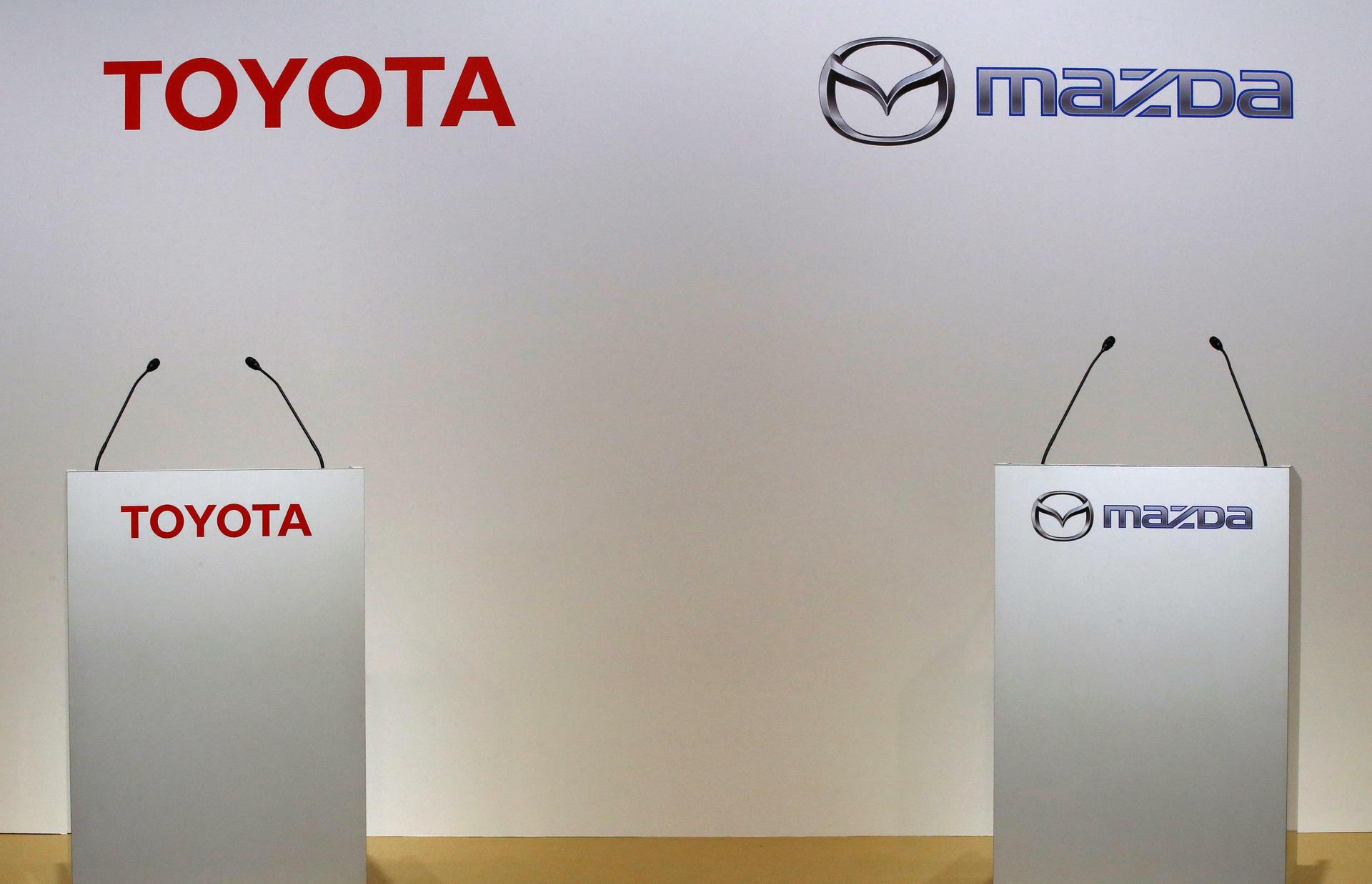 Mazda und Toyota: Japanische Allianz bei Elektroautos