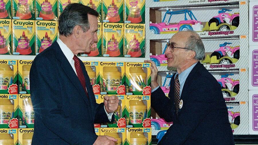 Toys-R-Us-Gründer Charles Lazarus stirbt mit 94 Jahren