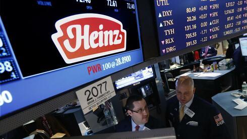 Um zwanzig Prozent schossen die Heinz-Aktien nach dem Übernahme-Deal in die Höhe. Quelle: Reuters