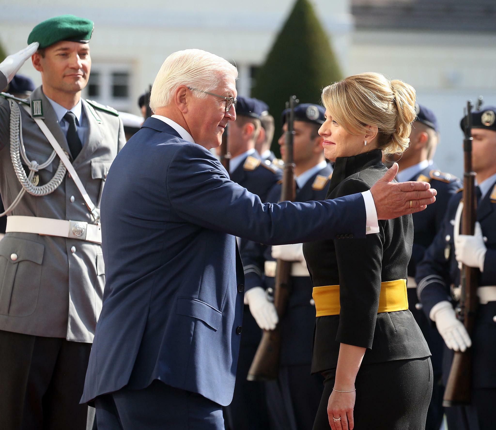 Frank-Walter Steinmeier: EU-Position zu Backstop ist endgültig