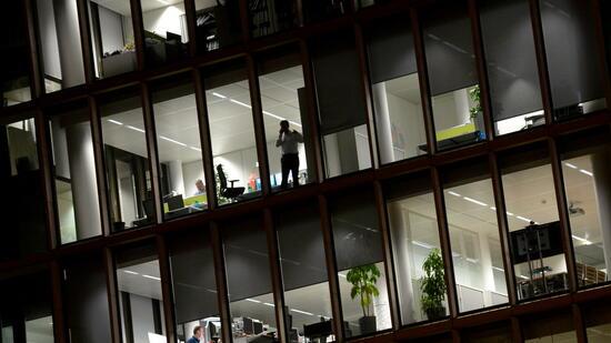 Buro zukunft trends modernen arbeitsplatz  Flexibilität: Vom Arbeitsplatz der Zukunft sind wir weit entfernt