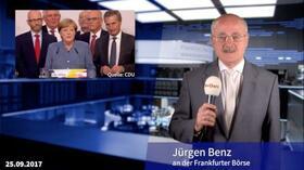 Börsen-Berichte: Trotz starker AfD – kaum Bewegung beim Dax erwartet