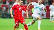 Fußball EM: Schweiz verliert auch zweites Spiel in der EM-Quali