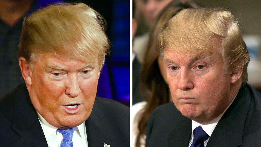 Frisuren Von Trump Clinton Und Co Auch Haare Konnen Kommunizieren