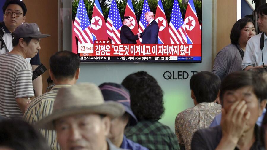 Stopp von Militärmanöver: Trumps Zusage an Kim sorgt für Verwirrung