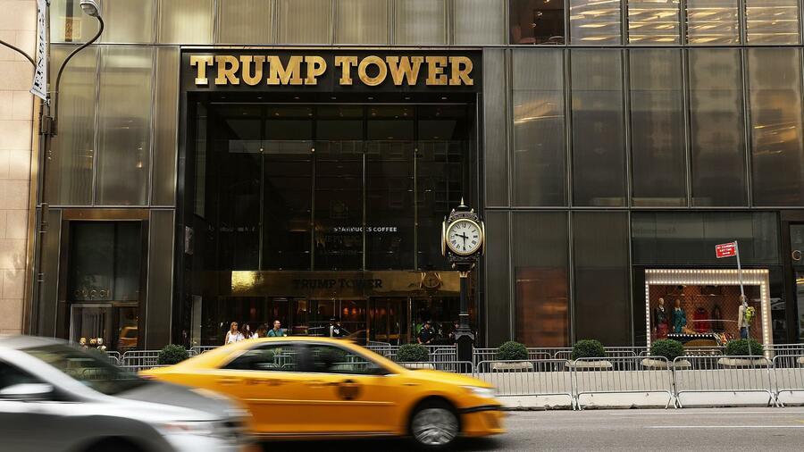 Ein Schwerverletzter bei Brand im Trump Tower in New York
