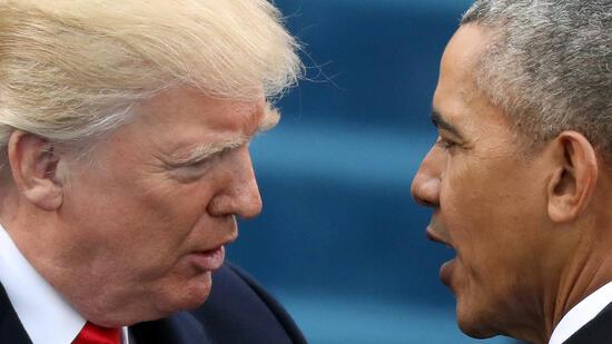 Trump wirft Obama Abhöraktion vor