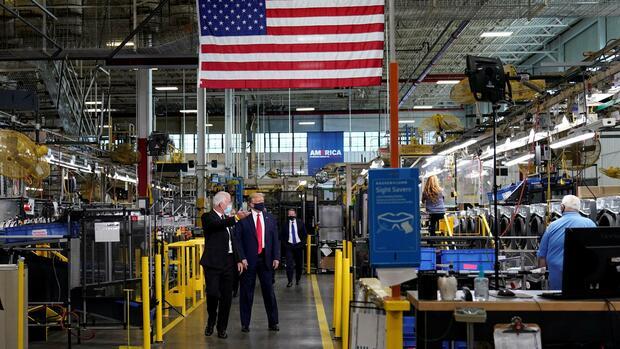 Serie zu den Präsidentschaftswahlen 2020: Kampf um die Fabriken: Die Arbeiter entscheiden die US-Wahl