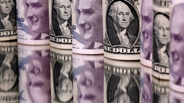 Im Sog der Krisen: Investor wettet im großen Stil auf einen Verfall der türkischen Lira