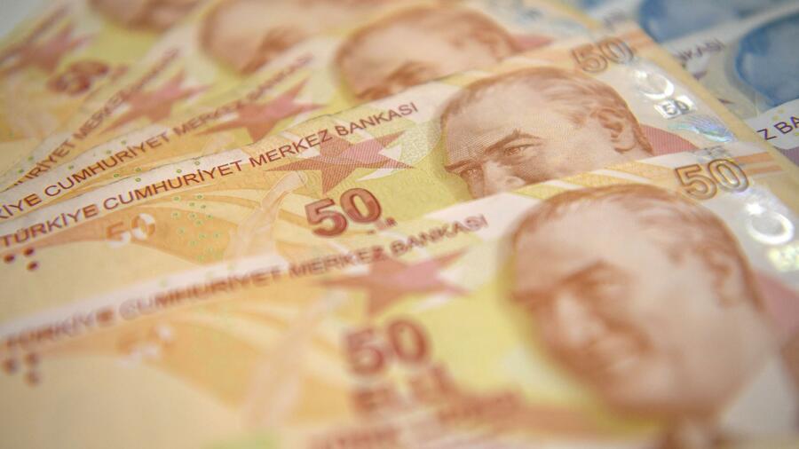 Inflation in der Türkei legt mehr als 12 Prozent zu