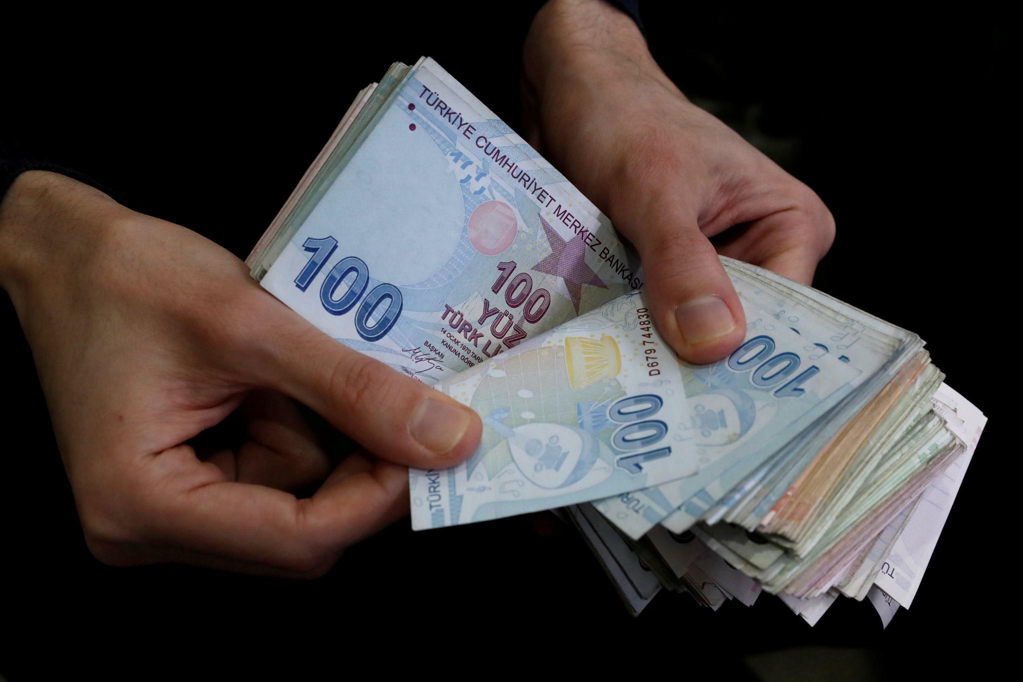 Türkei will offenbar 17 Milliarden Dollar von der Zentralbank