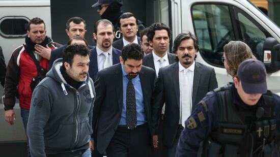 Türkischer Soldat erhält Asyl in Griechenland